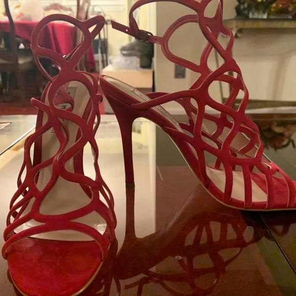 Steve Madden Shoes - Strappy Steve Madden Heels
